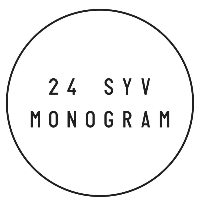 Monogram 24 syv