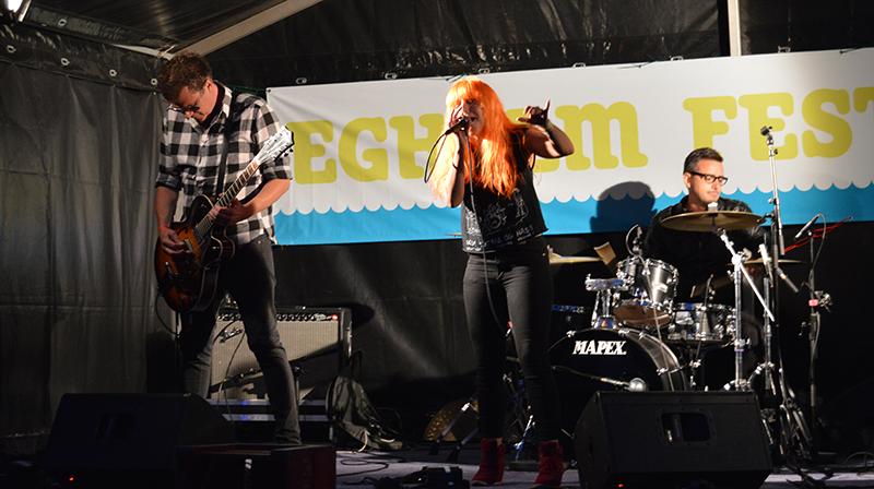 Momme Egholm Festival 2014