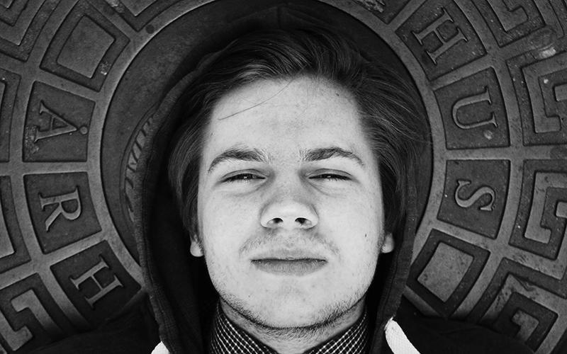 Jonas Wentzel (Foto: Janne Wentzel]