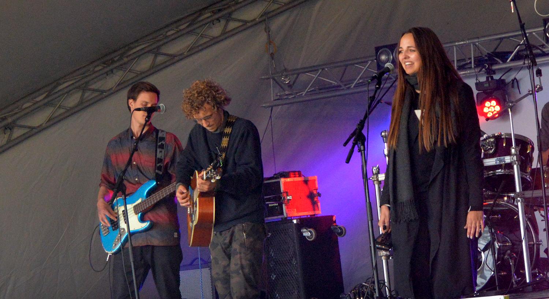 Muldvarpen, Egholm Festival 2015