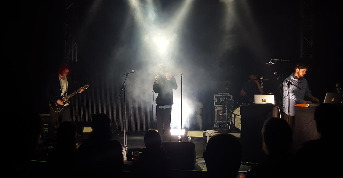 """Moses:""""Andreas"""" åbner Gimle Sound-Tjek 2016 i Roskilde"""
