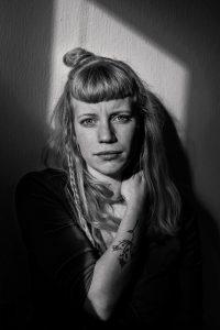 Katinka udgiver EP´en Lufthuller (Foto Simon Læssøe)