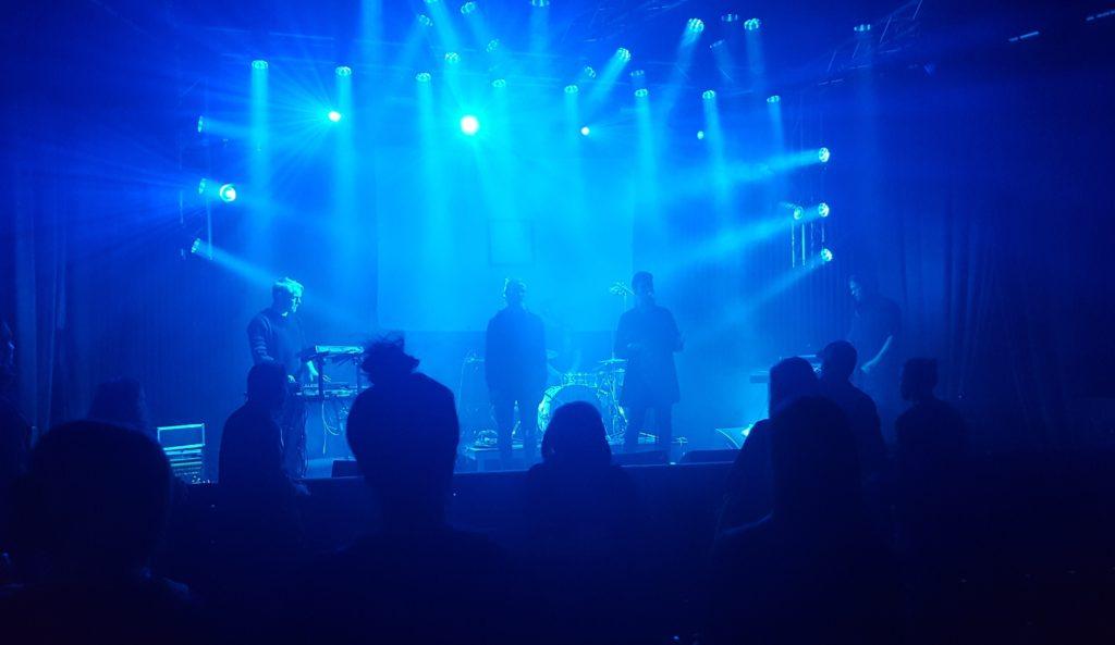 BROER debutkoncert på Gimle i Roskilde (Oktober 2016)