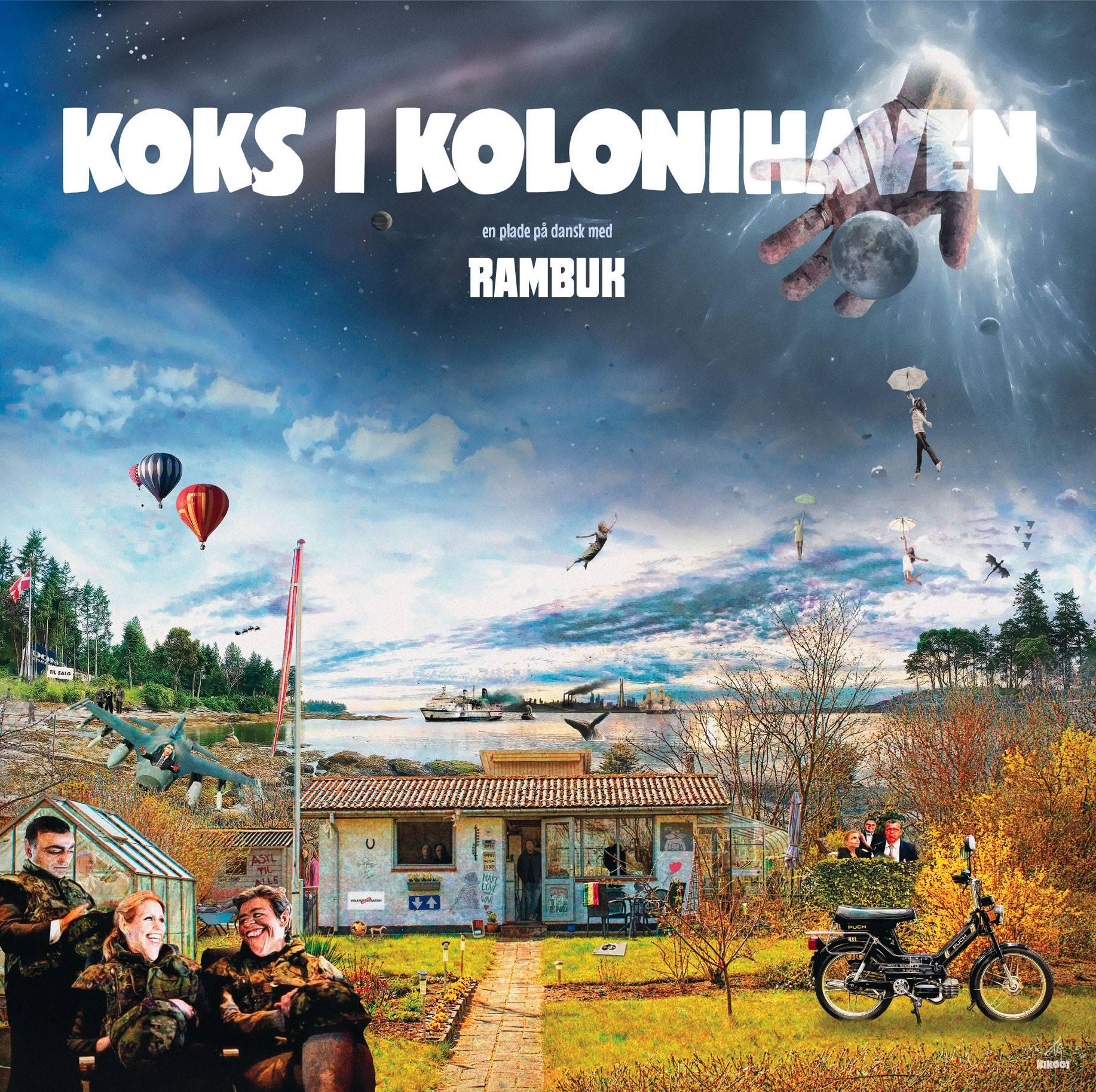 Rambuk - Koks i Kolonihaven (2016)
