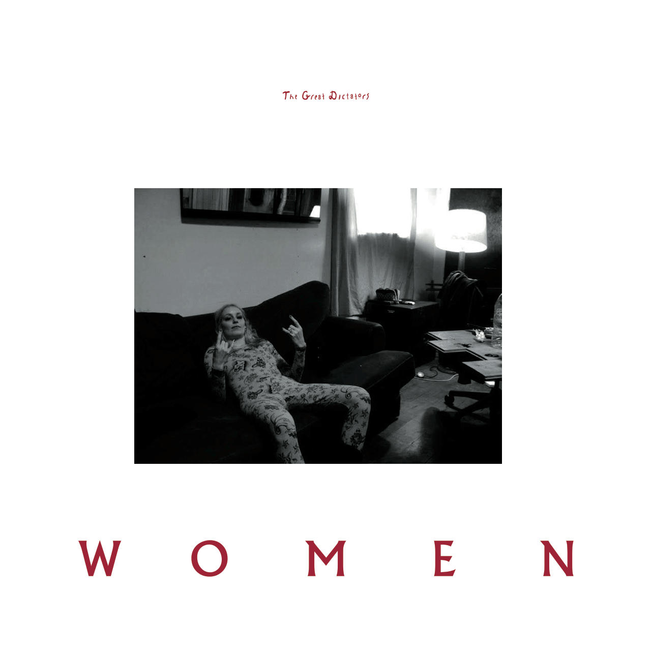 The Great Dictators - Women (Album)