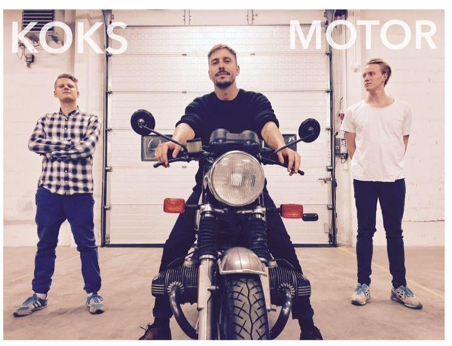 KOKS - Motor (udgivet 16 dec.)