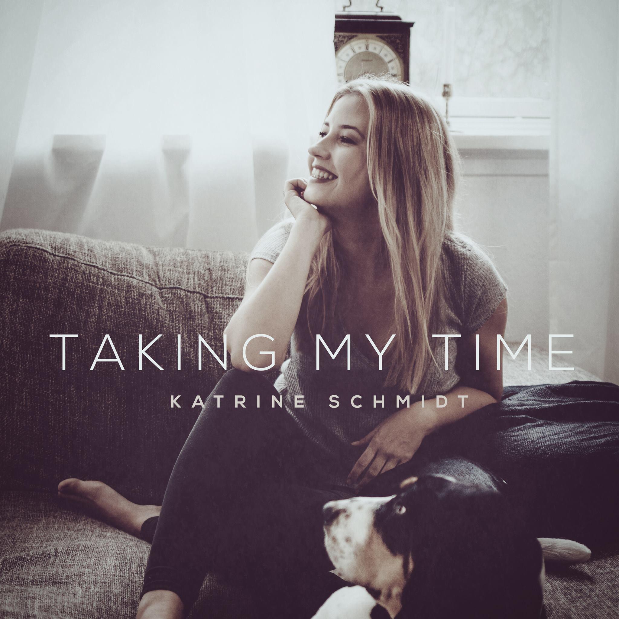 Katrine Schmidt udgiver singlen Taking My Time som forløber til kommende EP