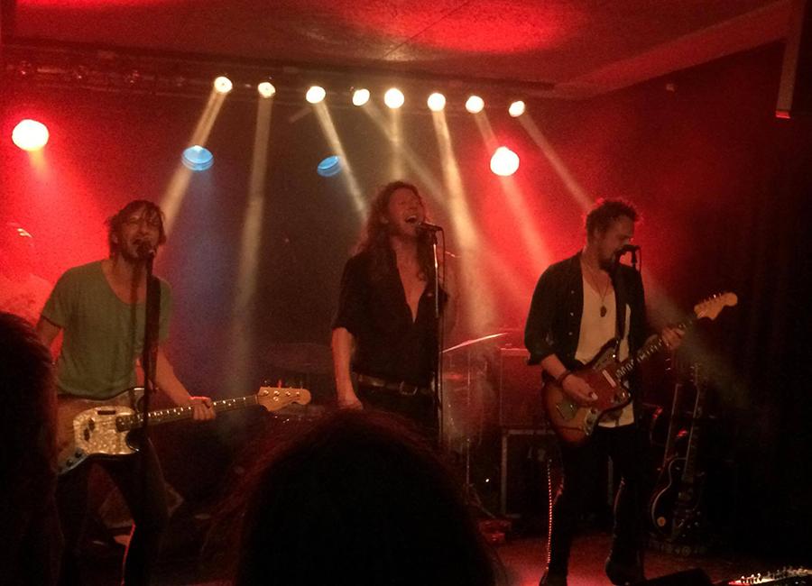 Bite The Bullet gav koncert på Studenterhuset i København