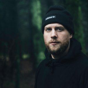 Lars Virkli udsender plade i eget navn, Gennemrejse.
