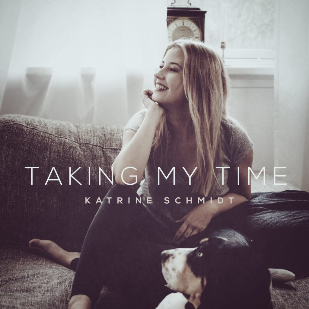 Katrine Schmidt releaser ny EP, Taking My Time