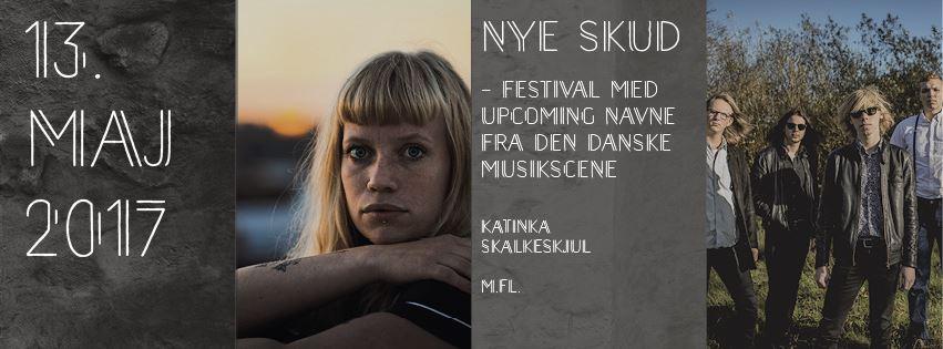 Nye Skud - Festival med nye navne fra den danske musikscene