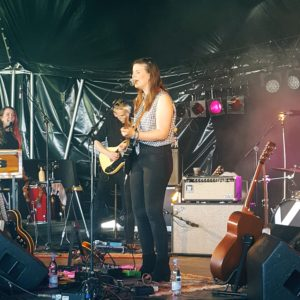 Kajsa Vala på Jelling Festival 2017