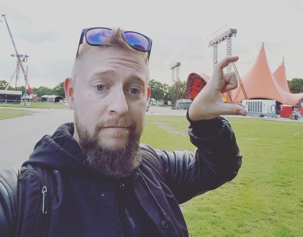 Brian Virenfeldt Hansen, Musikblogger.dk