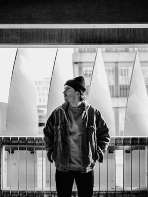 Anton Grønholm - Engel Uden Vinger 2018
